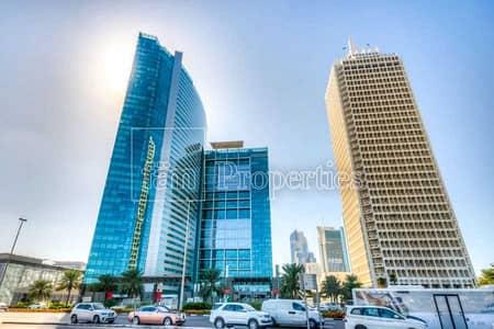 فلیٹ 2 غرفة نوم للايجار في مركز دبي التجاري العالمي، دبي - 2 bed + maid | DEWA chiller fee | Duplex | Balcony