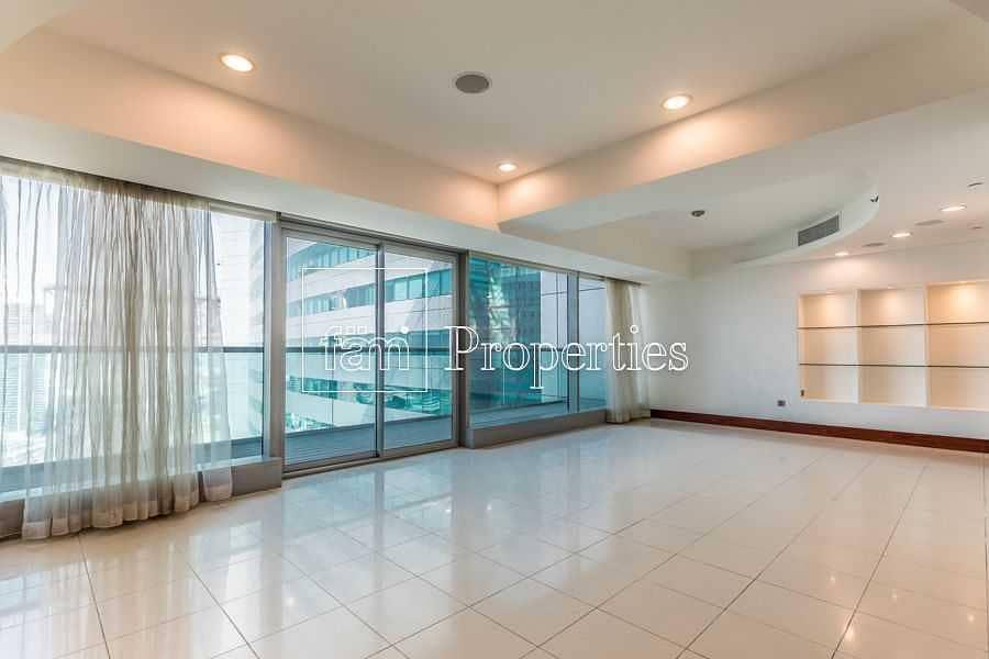 2 2 bed + maid | DEWA chiller fee | Duplex | Balcony