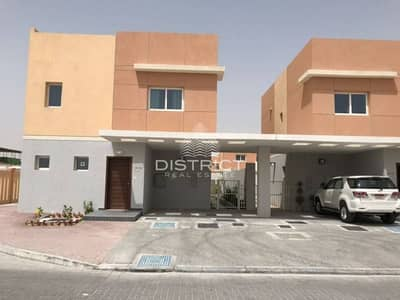 2 Bedroom Villa for Sale in Al Samha, Abu Dhabi - Rent to Own  Brand New 3 BR  Villa in Al Reef 2