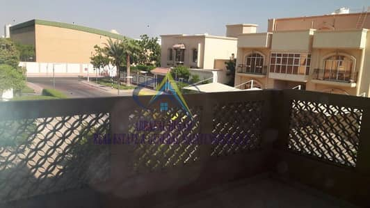 Lovely 5 master bedroom villa in alkaramh for rent