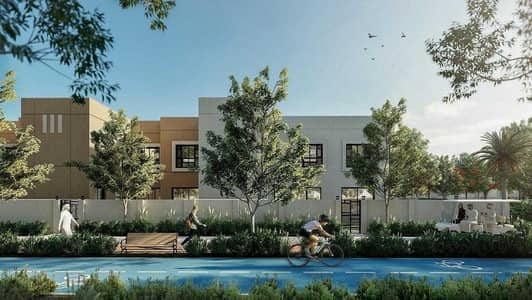5 Bedroom Villa for Sale in Sharjah Sustainable City, Sharjah - MODERN SOLAR POWER 5BHK TOWNHOUSE VILLA FOR SALE