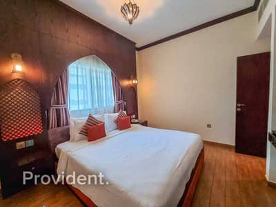 فلیٹ 1 غرفة نوم للبيع في برشا هايتس (تيكوم)، دبي - Fully Furnished | Large Layout | Hotel Apartment