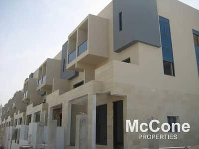 فیلا 4 غرف نوم للبيع في قرية جميرا الدائرية، دبي - Spacious Unit l Rooftop Pool l Basement and Garden