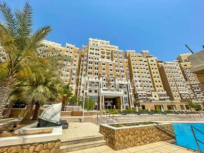 فلیٹ 3 غرف نوم للايجار في نخلة جميرا، دبي - Vacant / Fully Furnished / Beautiful Sea View
