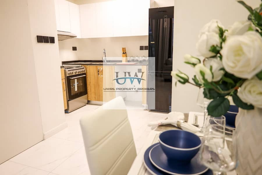 2 Best Time to Invest | 1 Bed Room Town House | Gated Community