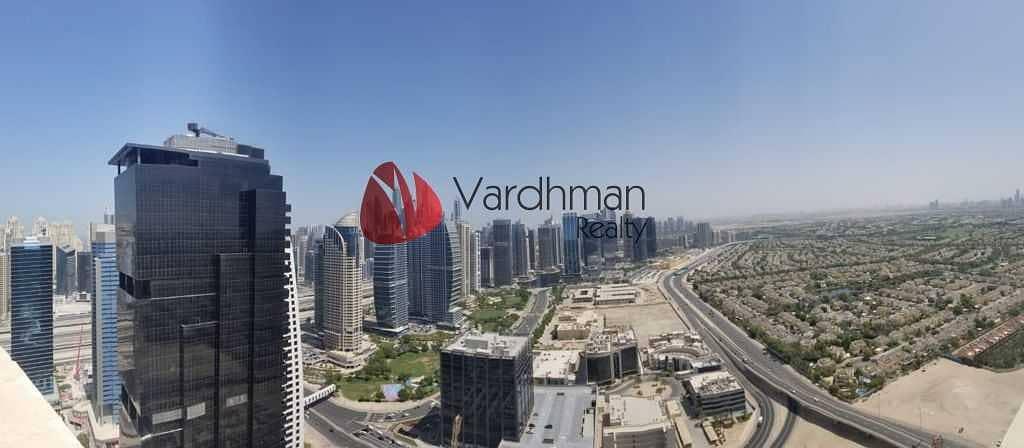شقة في برج كونكورد مجمع H أبراج بحيرات الجميرا 1 غرف 795000 درهم - 5173710