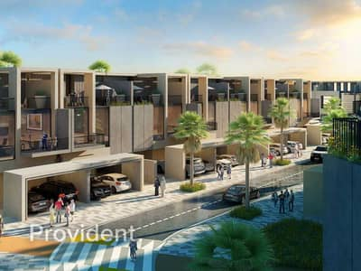 4 Bedroom Townhouse for Sale in Dubai Sports City, Dubai - Last Brand New Town Houses Released In This Area