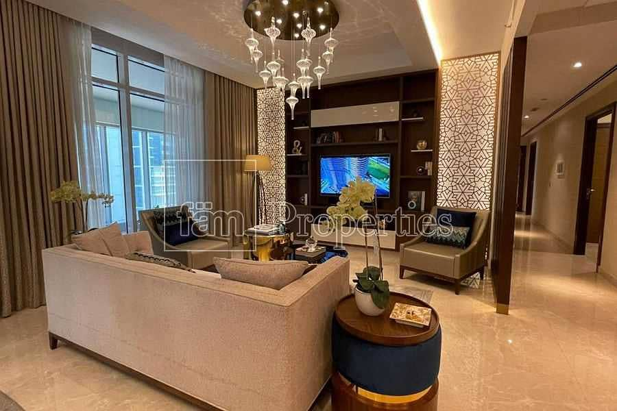 2 03 years payment plan Luxury Ready Q 2022