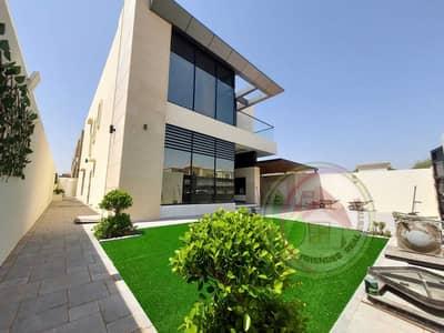 فیلا 5 غرف نوم للبيع في الروضة، عجمان - تملك منزلك تشطيب سوبر ديولكس تشطيبات دبي أفضل الديكورات والزخارف المعمارية بدون دفعة مقدمة تملك حر بجوار المسجد
