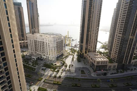 2 Bedroom Flat for Rent in The Lagoons, Dubai - Brand New   Creek View   Free Chiller   Corner unit