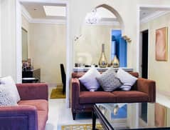 شقة في سوق البحار وسط مدينة دبي 1 غرف 2350000 درهم - 5305674