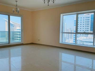 2 Bedroom Apartment for Rent in Al Mamzar, Sharjah - 90 days free Spacious AC free 2Bhk in 55k with balcony wardrobe 4,6 payments