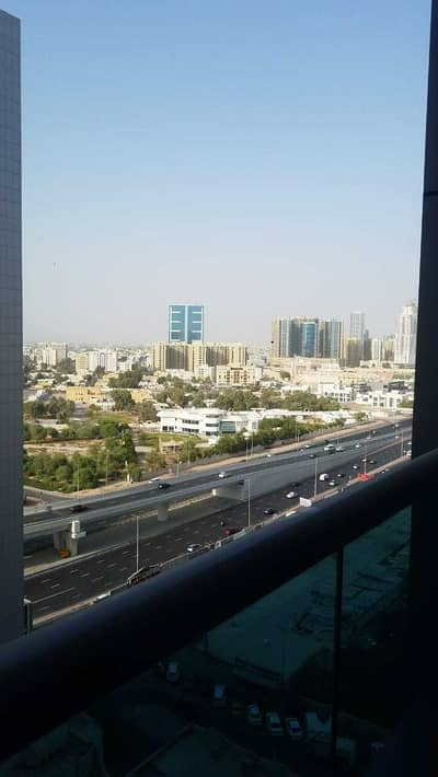 1 Bedroom Flat for Rent in Al Nuaimiya, Ajman - Apartment one room and a hall for monthly rent in Ajman City Towers