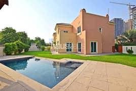 فیلا في أوليفا فيكتوري هايتس مدينة دبي الرياضية 5 غرف 320000 درهم - 5394446