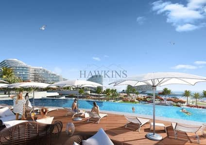 1% Booking | Sea View | 3 Bedroom + Maids