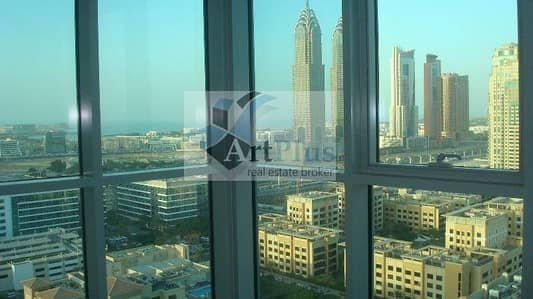 Vacant 1bed w/ Study Golf Palm Sea View