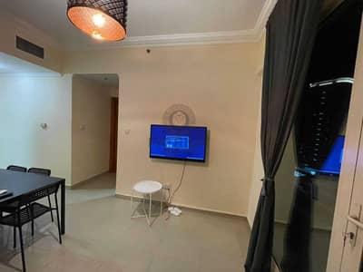 فلیٹ 1 غرفة نوم للايجار في دبي مارينا، دبي - Manchester Tower