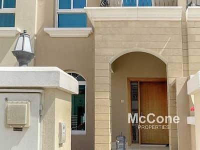 فیلا 3 غرف نوم للايجار في قرية جميرا الدائرية، دبي - Unfurnished | Maids Room | Spacious Home