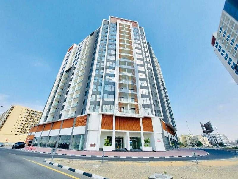 12 Payments by Credit Card Brand New  1BHK Gym Pool Parking