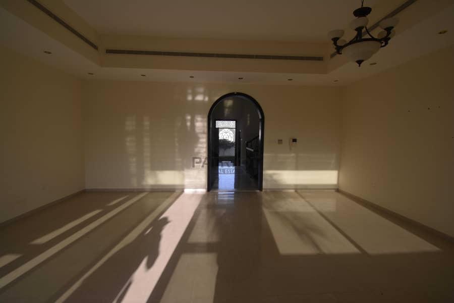 2 1 Month free ! Spacious 4BR Villa  With Maid Room  & Basement Hall  Near Al Zahra Hospital