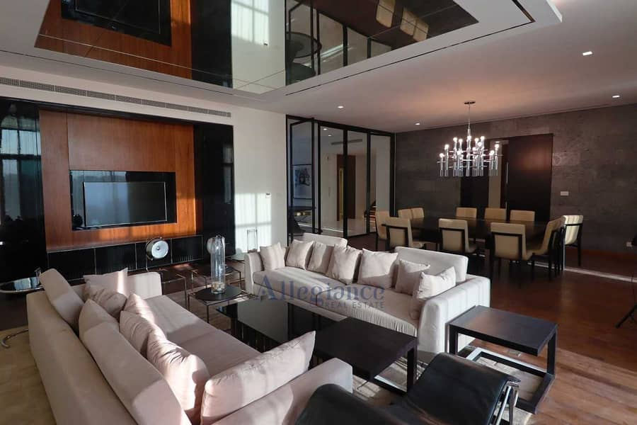 Golf View| Paramount Furnished | Independent Villa