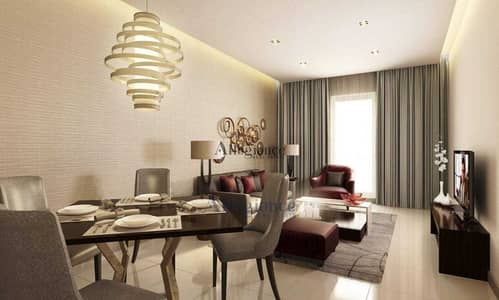 2 Bedroom Apartment for Sale in Dubai World Central, Dubai - Furnished | Close to EXPO | Community View