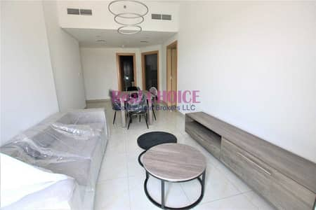 1 Bedroom Flat for Rent in Jumeirah Village Circle (JVC), Dubai - Brand New 1Bed   Semi Furnished   Ready to Move In