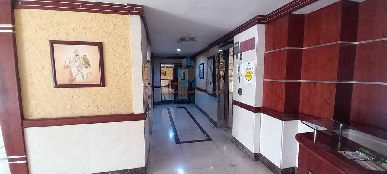 11 Beautiful  Flat 2Bedrooms Hall in abu shashgra Sharjhah