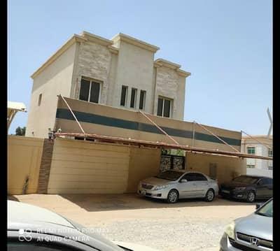 4 Bedroom Villa for Sale in Al Fisht, Sharjah - For sale a two-storey villa in Sharjah, Al Fasht area
