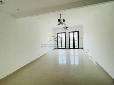فلیٹ 2 غرفة نوم للايجار في قرية جميرا الدائرية، دبي - Pool View 2BHK Massive Terrace Next To JSS School