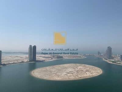 3 Bedroom Apartment for Rent in Al Khan, Sharjah - Spacious 3 BHK l Al Khan l ASAS Tower