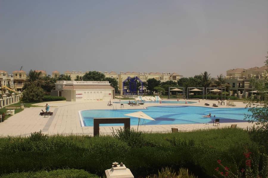 25 Vacant Bayti Furnished Villa Near Swimming Pool