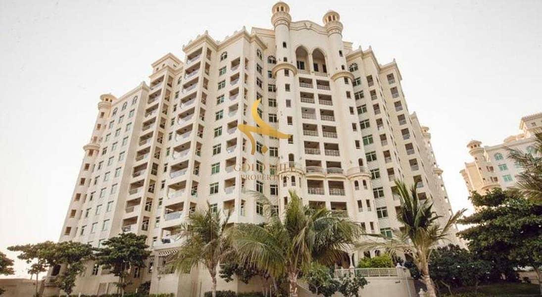 2 Panoramic Sea View | Low Floor Apartment | Beach Access