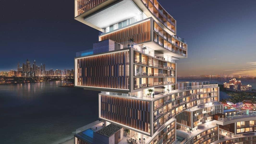 Magnificent Triplex Penthouse on Palm Jumeirah
