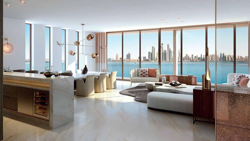 2 Magnificent Triplex Penthouse on Palm Jumeirah