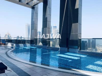 2 Bedroom Apartment for Rent in Jumeirah Lake Towers (JLT), Dubai - Well Furnished 2 BR + Maid's Room