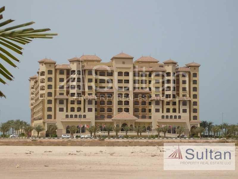 24 Sea View 3 BR in Marjan Island Resort SPA
