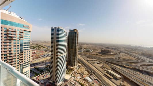 2 Bedroom Flat for Rent in Jumeirah Lake Towers (JLT), Dubai - Furnished   Spacious   City views