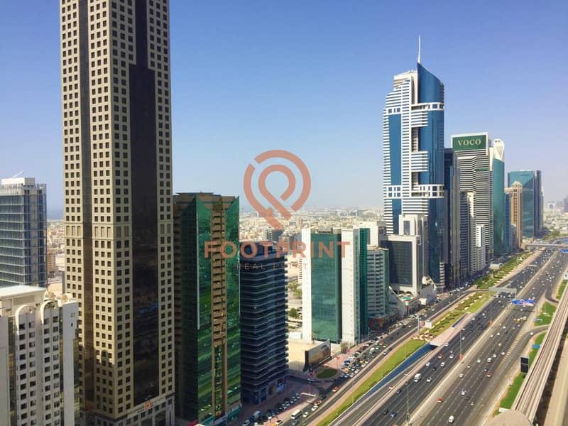 Maze Tower | With balcony| Sheikh Zayed High amazing view|