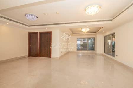 فیلا 2 غرفة نوم للبيع في الخليج التجاري، دبي - Upgraded 2BR Podium Villa   Study+Garden