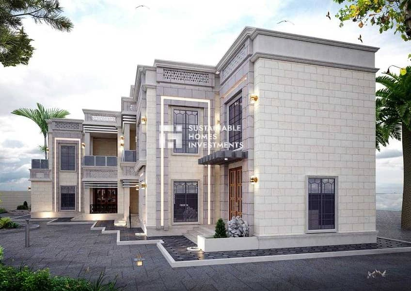 Buy Now | This Amazing 7BR Huge Villa With Big Majis and Driver Room
