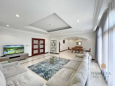 فیلا 5 غرف نوم للايجار في نخلة جميرا، دبي - فیلا في جاردن هومز نخلة جميرا نخلة جميرا 5 غرف 1500000 درهم - 5395172