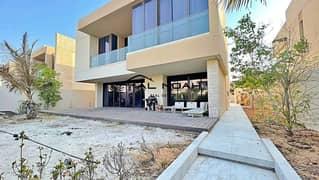 فیلا في حِد السعديات جزيرة السعديات 5 غرف 500000 درهم - 5395214
