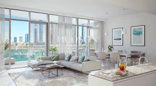 فلیٹ 3 غرف نوم للبيع في دبي هاربور، دبي - شقة في مارينا فيستا تاور 1 مارينا فيستا إعمار الواجهة المائية دبي هاربور 3 غرف 4997888 درهم - 5388417
