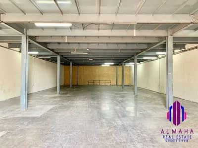 Warehouse for Rent in Al Quoz, Dubai - Spacious WH With Mezzanine in Prime Location