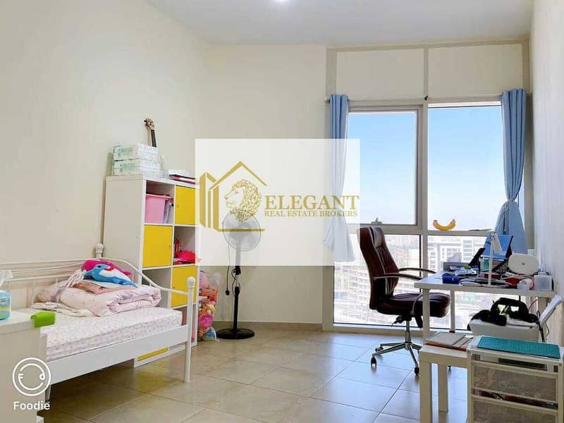 شقة في برج ليك شور أبراج بحيرات الجميرا 2 غرف 1100000 درهم - 5391249