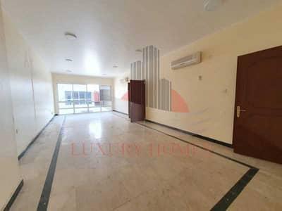 4 Bedroom Villa for Rent in Asharej, Al Ain - Duplex Compound Villa with Big Hall & Balcony