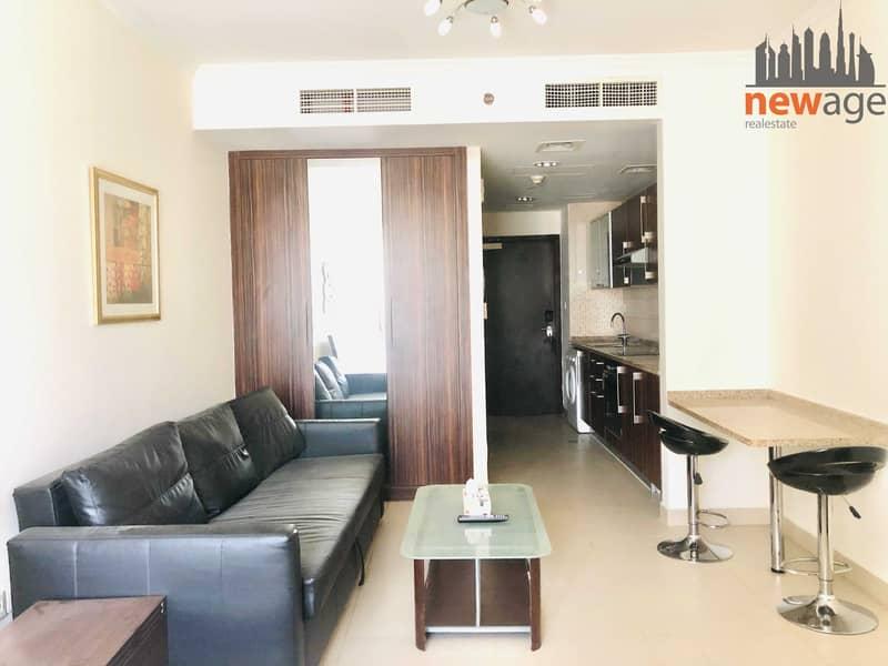 2 Fully Furnished Studio Apt for rent in Goldcrest Executive JLT