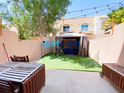 2 Bedroom Villa for Rent in Al Reef, Abu Dhabi - Close to the Park ! 2BR+Store w/ Private Garden
