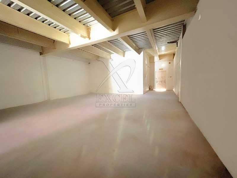 Semi-Fitted Warehouse | Huge Parking Space | Easy Access to SZR